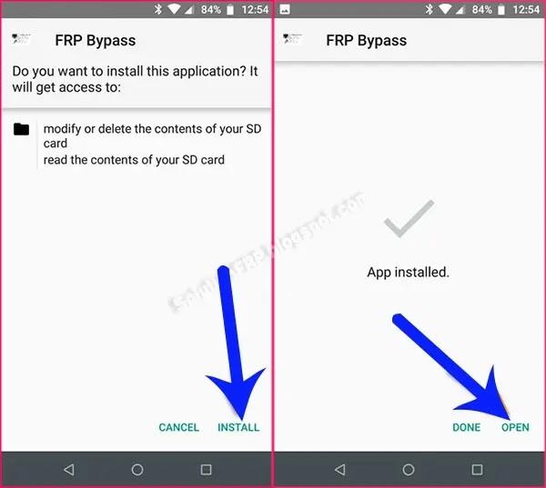 Remove Google FRP Lock on Samsung S9