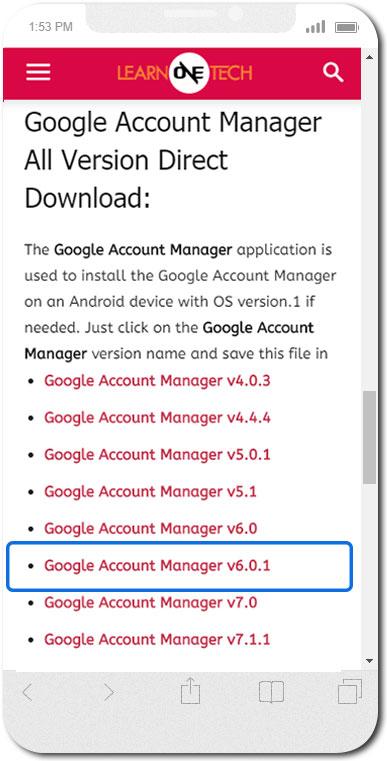 FRP Bypass Google Account on TECNO Phantom 6